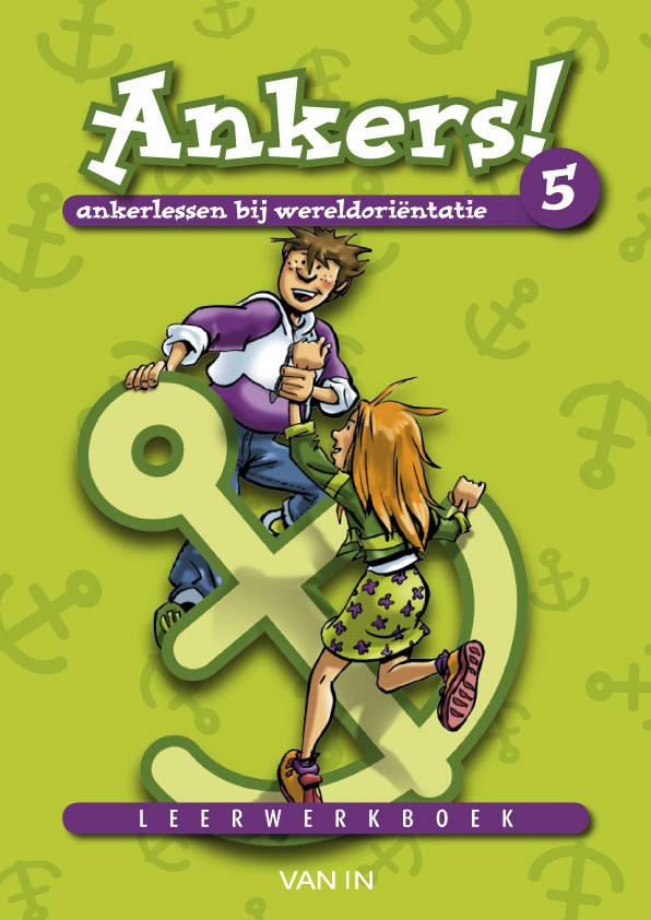 Ankers! 5 leerwerkboek